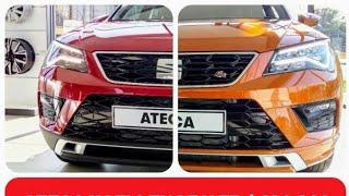 Diferencias entre Ateca Xcellence y Fr - Seat Puerto Aéreo - Eduardo Seat Ventas