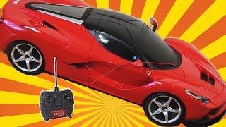 Laferrari Ferrari Remote Control Car By New Bright
