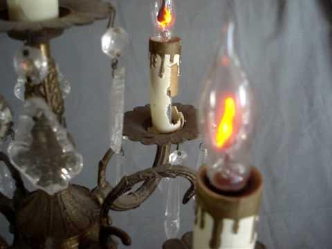 Candelabra lamp youtube candelabra lamp aloadofball Choice Image