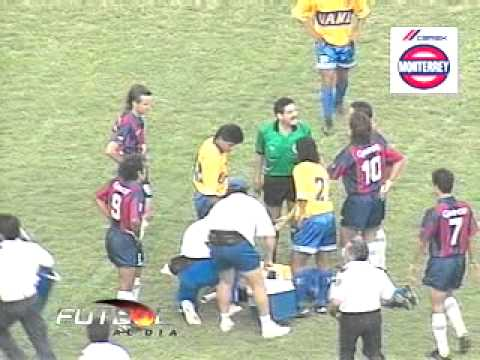 Tigres vs Atlante, temporada 94-95 J2