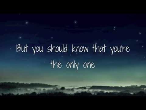 The Only One - Parachute (Lyrics)
