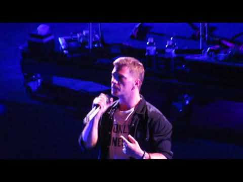"Matchbox Twenty  ""Bent"", Live at the Saratoga Performing Arts Center,  August 25, 2017"