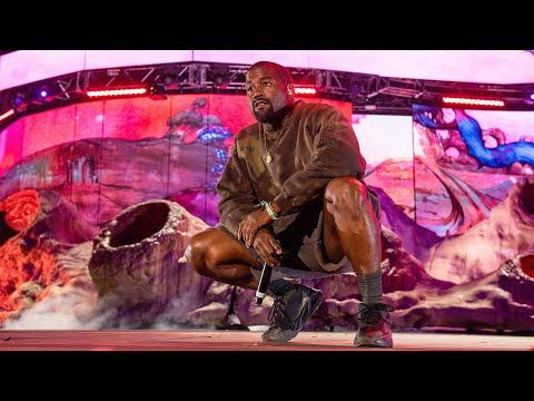 Torrez Harris - Kanye's Sunday Service at Coachella!