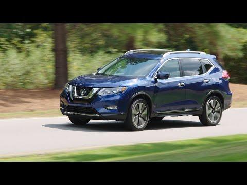2017 Nissan Rogue Versus Honda CR-V, Subaru Forester and Toyota RAV4