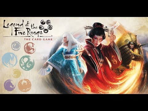 A Discussion with FFG about Legend of the Five Rings