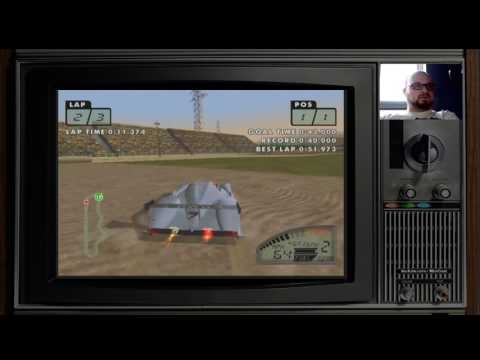 Test Drive: Le Mans on the Dreamcast