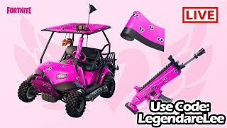 FREE Valentine's Day Fortnite Wraps - Use creator code LegendareLee