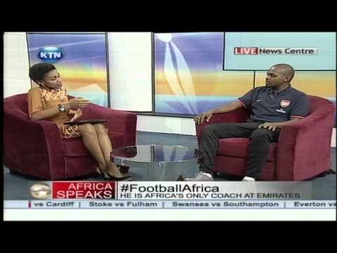 Africa Speaks 03.05.2014 : African Football