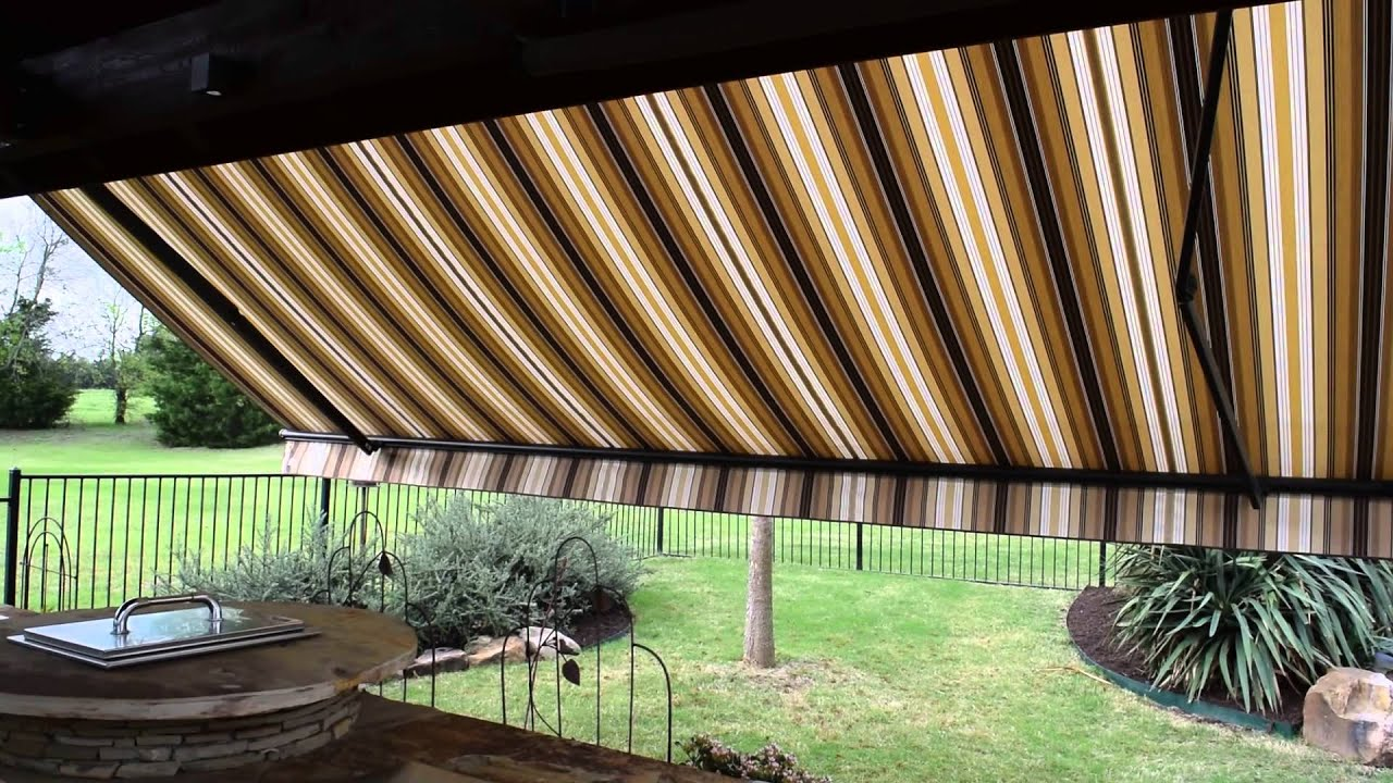 Retractable Awning Dallas - YouTube