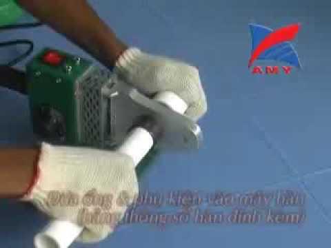 Video Hướng Dẫn Hàn Ống PPr-Linh 0972.933.739