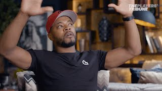 Patrice Evra When I Met An Angel The Players Tribune Global