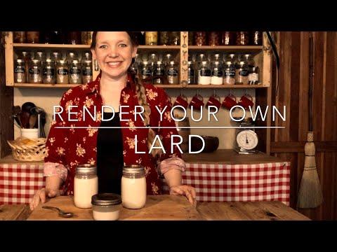 Render Your Own Lard: Homesteading Family