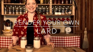 Render Your Own Lard