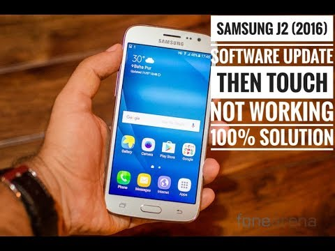 Samsung J2 2016 (j210f) Software Update Then Touch Not Working Solution