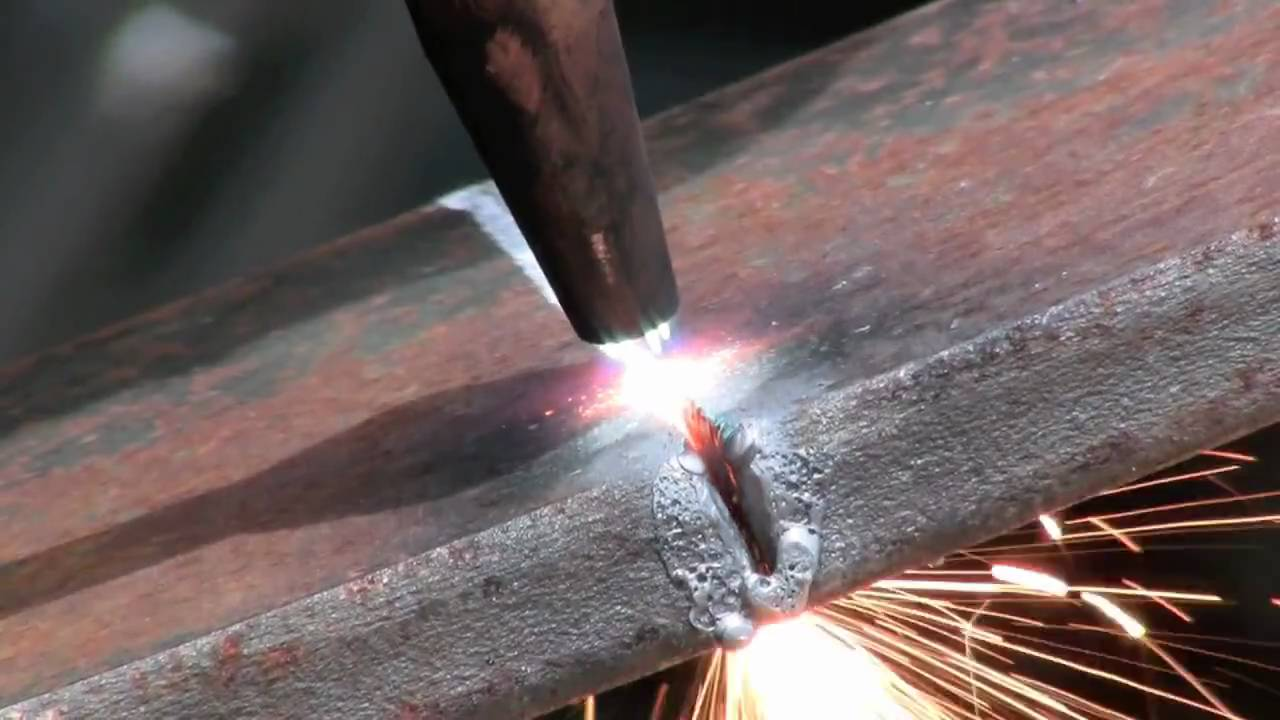 how to cut with a torch. oxygen acetylene welding cutting ...