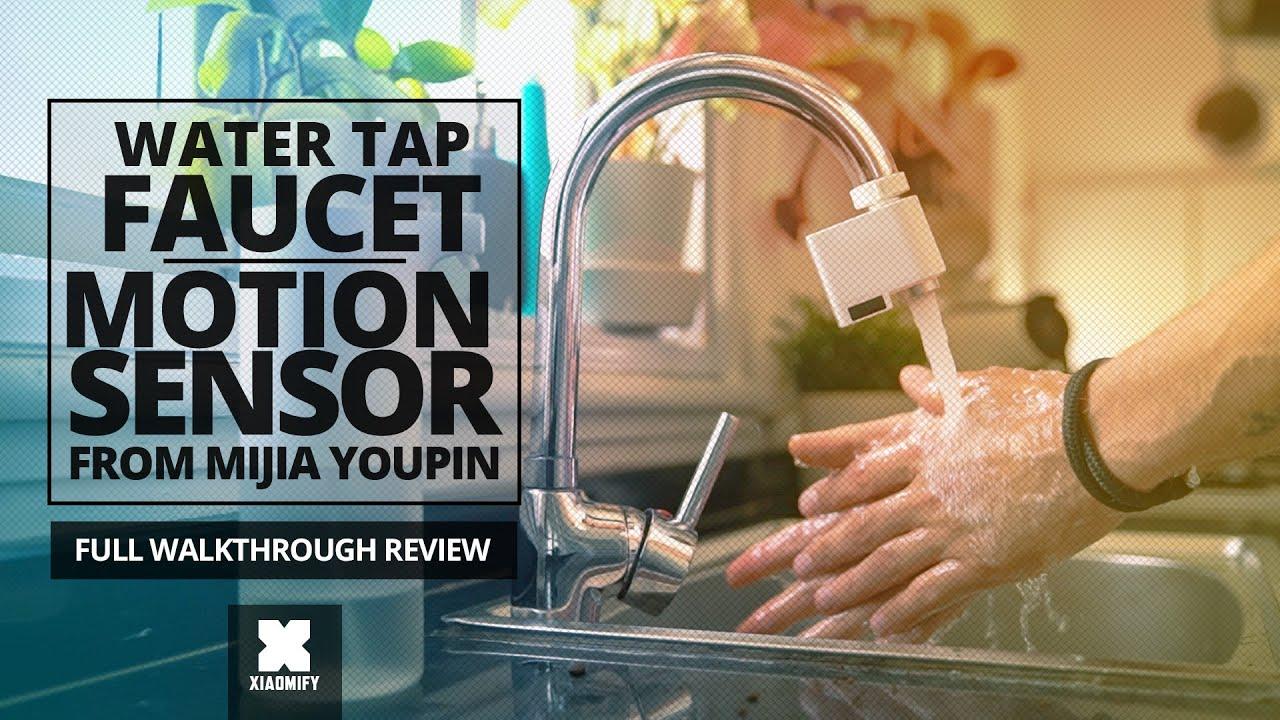 Faucet infrared motion sensor from Xiaomi Youpin store?! [Xiaomify]