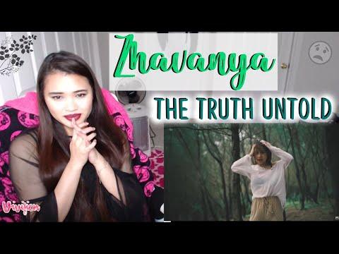 "Zhavanya - Cover BTS ""The Truth Untold"" REACTION! 전하지 못한 진심"