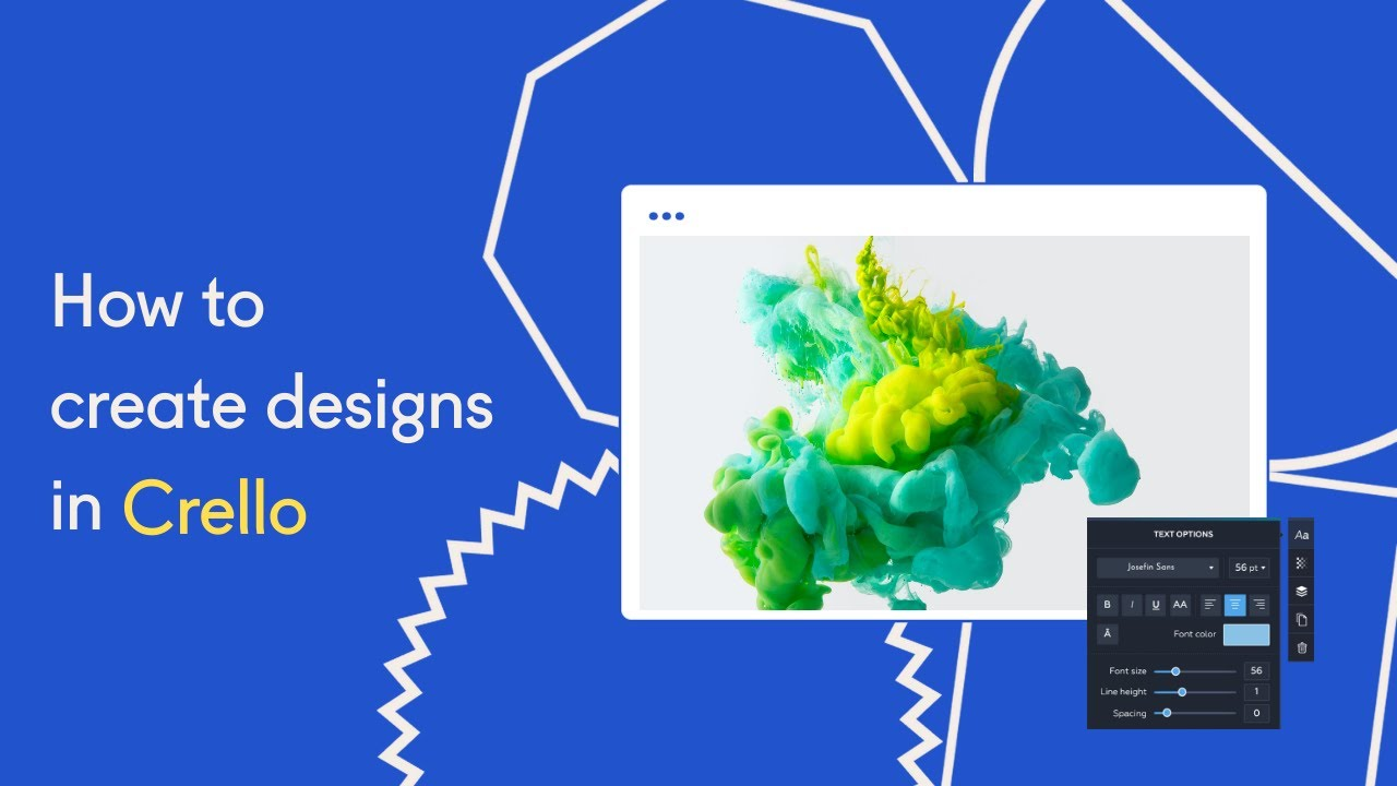 How to create a design