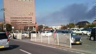 東日本大震災 茨城県 神栖市