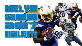 Melvin Gordon 2017 Highlights