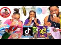 Trying VIRAL  TikTok Snacks Pickles With Cotton Candy JALAPEÑO with CREAM CHEESE (VERY FUNNY)