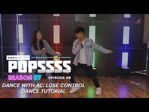 """Dance With AC: """"Lose Control"""" Tutorial by Ken San Jose 