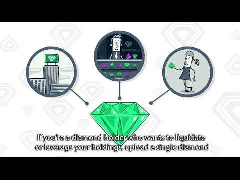 CEDEX - Certified BlockChain Based Diamond Exchange