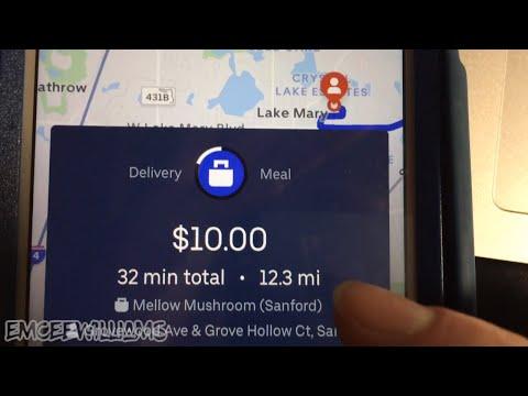 Comparing DoorDash To Uber Eats & Postmates (Orders, Earnings, Tips)   Coronavirus Chronicles EP. 2