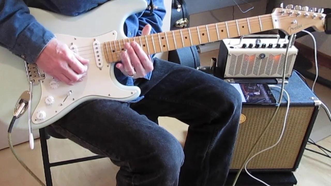 guitar lesson easy slide solo in standard tuning youtube. Black Bedroom Furniture Sets. Home Design Ideas