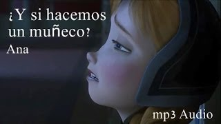 ¿Y Si Hacemos Un Muñeco? - Frozen Movie mp3