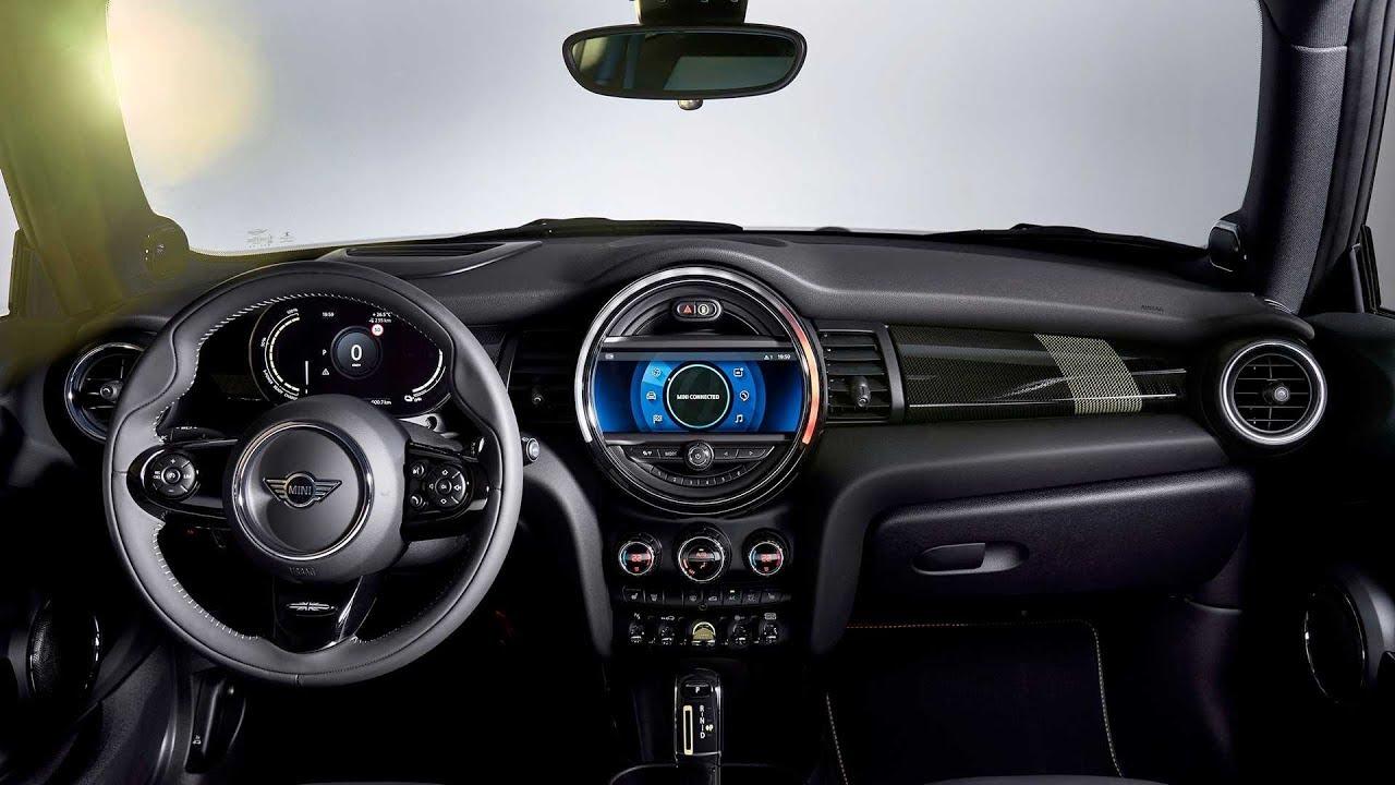 Mini Cooper Interior >> 2020 Mini Cooper Se Interior Design
