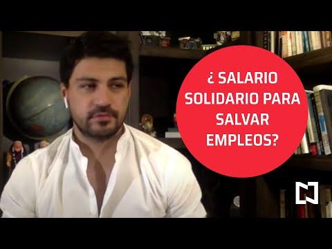 ¿Hace falta un salario solidario para salvar empleos?