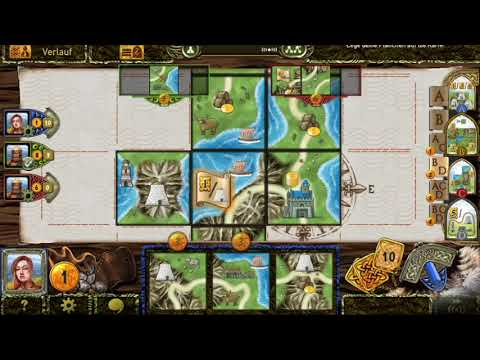 Isle ok Skye - iOS - uncommented Gameplay