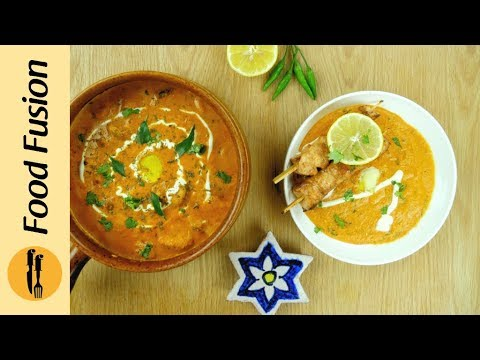 Butter Chicken Chicken Makhni Recipe By Food Fusion Youtube