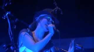 CocoRosie - Poison - Full Live @Le Trianon Paris - 28.05.2013 (16)