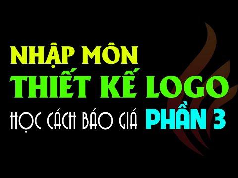 Hướng dẫn cách báo giá thiết kế logo cơ bản | Nguyễn Ngọc Trung