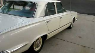 1964 V-8 273 Plymouth Valiant - Mopar