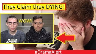 YouTubers Fake Dying for Views! #DramaAlert SHANE DAWSON EXPOSES Jake Paul!
