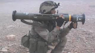 Commando Marine jaubert  training Djibouti