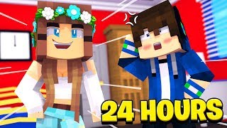 I WAS STUCK ALONE WITH A GIRL FOR 24 HOURS!