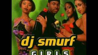 dj smurf and dj taz - girls.(rare version 95