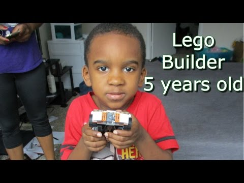 Lego Builder (5 years old)   Journey of a Producer Episode #46