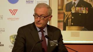Chief Justice James Allsop AO - Affinity's Friendship and Dialogue Ramadan Iftar Dinner 2017