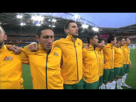 National Anthem: Australia