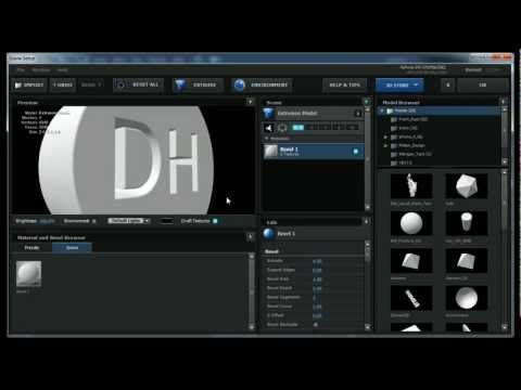 Element 3D Tutorial: Extruding Objects With Illustrator Vectors