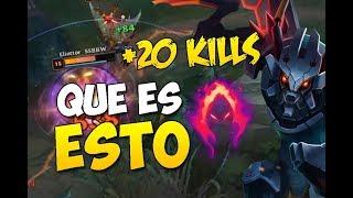 ¡ESTA RUNA NO ES NORMAL! | KHA'ZIX JUNGLA S9 | LOL EN ESPAÑOL