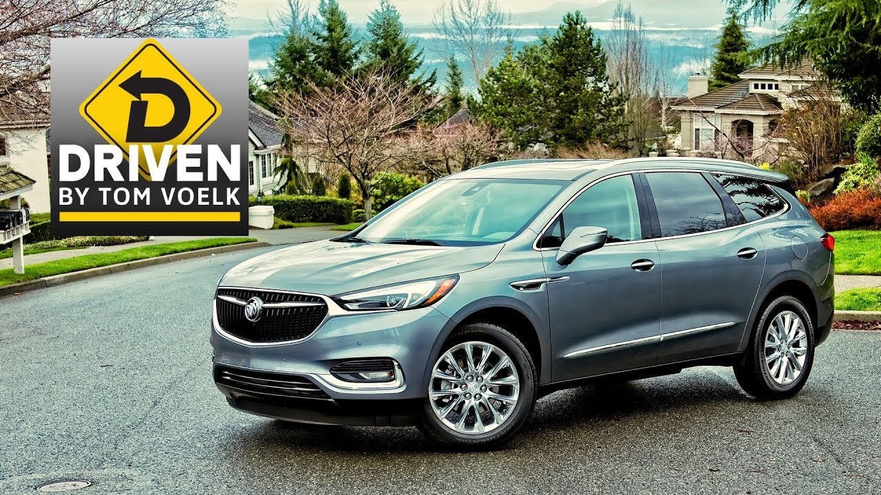 interior buick reviews news view cars preview future magazine enclave sneak naias automobile rear