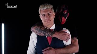 Cody & Dustin Rhodes talk about the Young Bucks ahead of Fight For The Fallen
