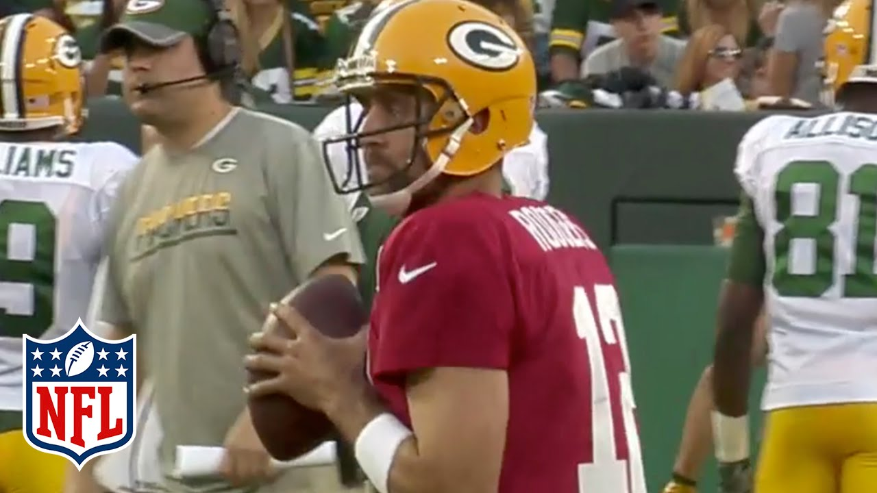 Why Aaron Rodgers won't stick to sports