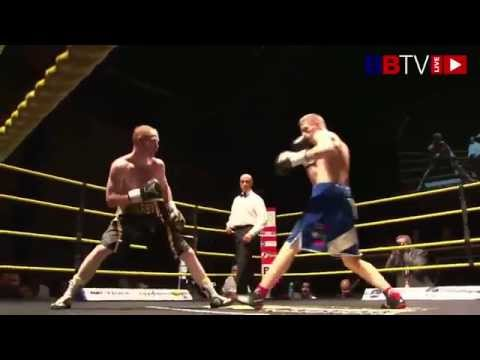 Reece Cartwright vs William Warburton - Live from Manchester